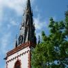 Kirchturm von Ediger